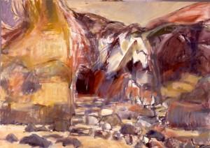 plemont cave, red, 9630