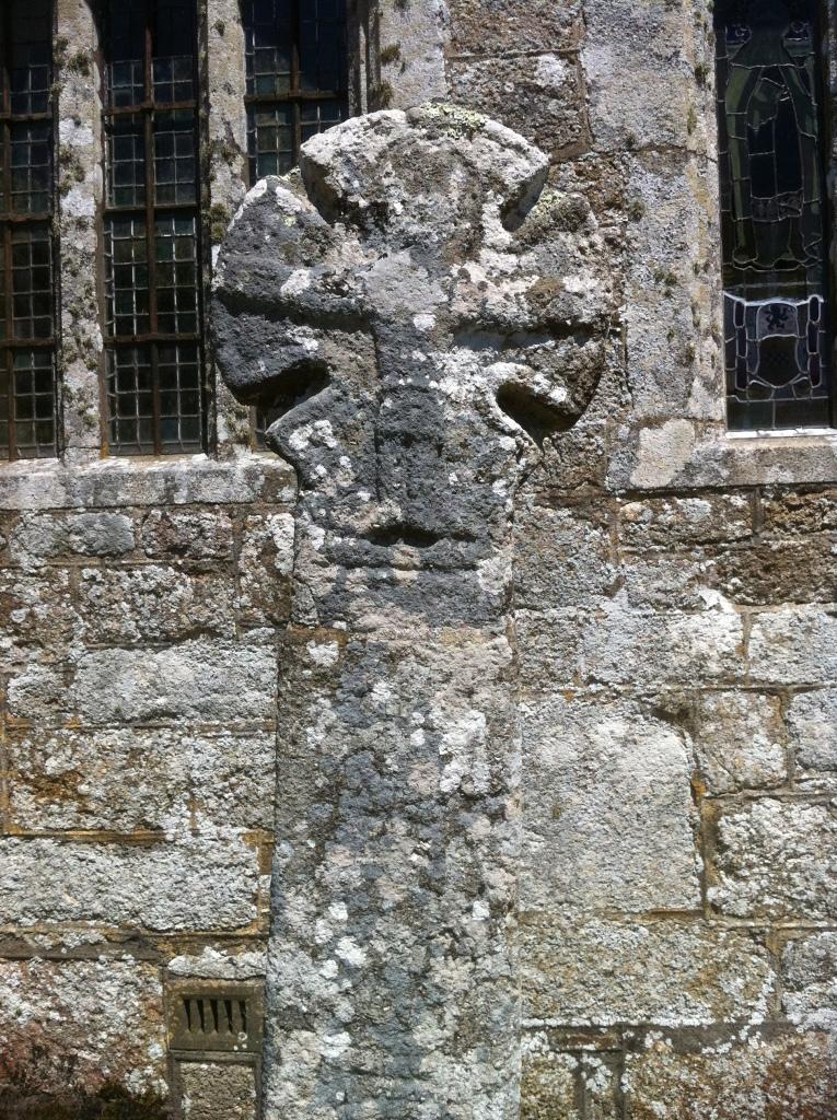 Celtic Cross, Sancreed churchyard