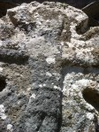 Celtic Cross in Churchyard, Sancreed, Cornwall