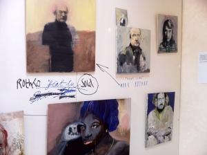 'suicidal' portraits