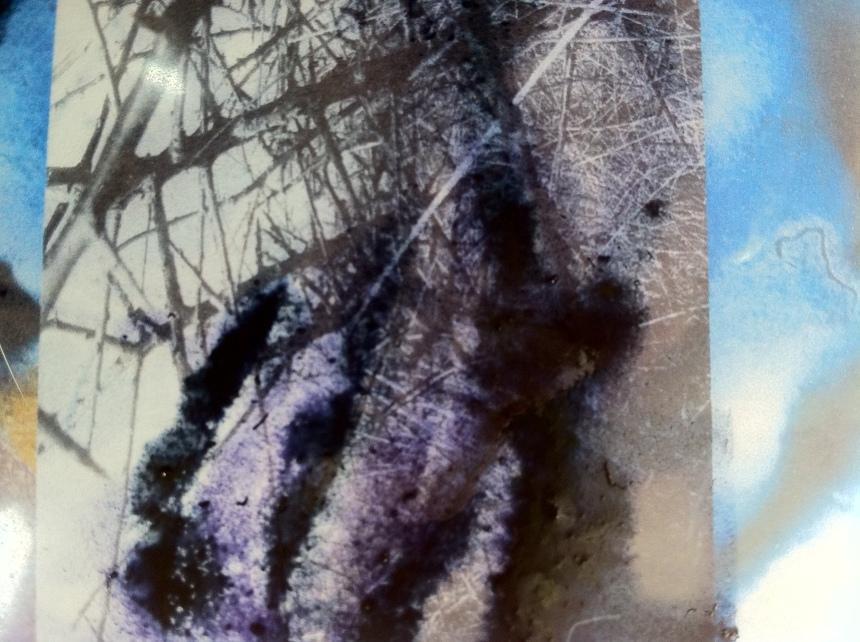 layered photographic artwork