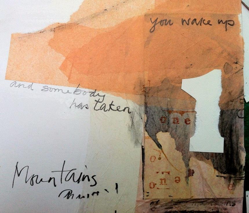 Textere I, mixed media, 2013