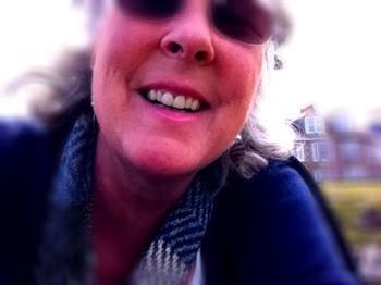 selfie, (Barnoon Cemetary)